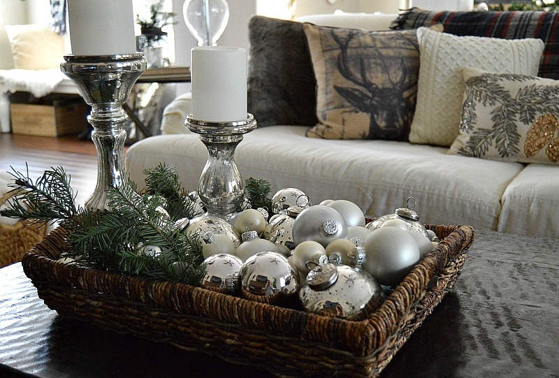 To Move If You Need Use Your Coffee Table While Entertaining Also Keep In Mind That Greenery Goes A Long Way Go Outside And See What Can Find
