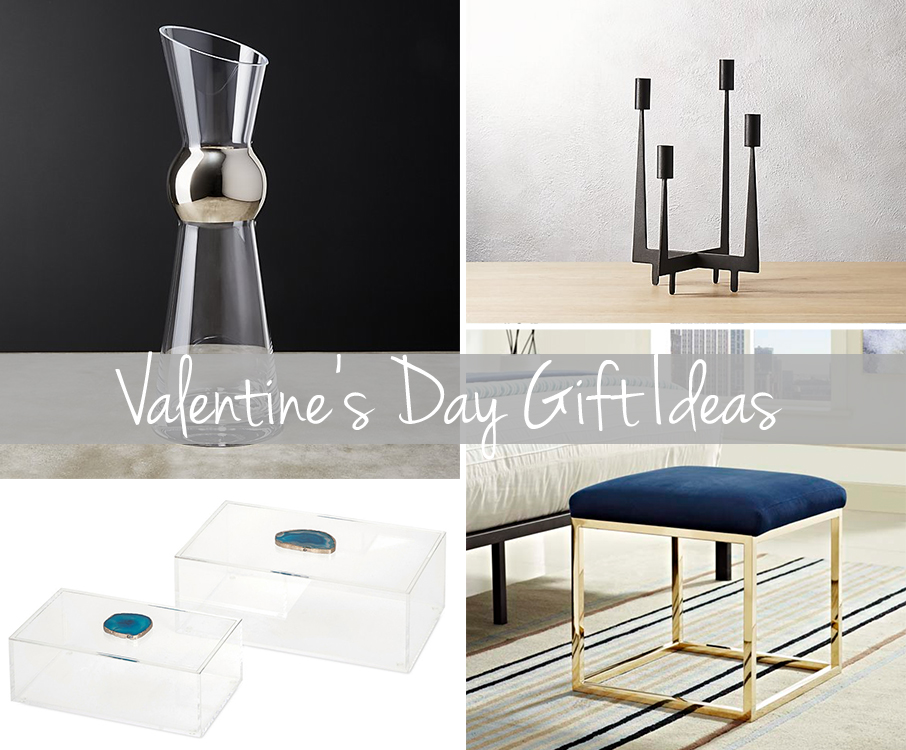 Furniture Friday: 13 Decor Gift Ideas for Valentine's Day