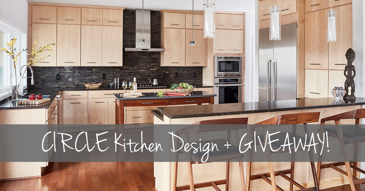 Salem Kitchen Design by CIRCLE + Giveaway!
