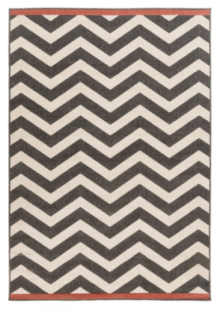 geometric outdoor rug