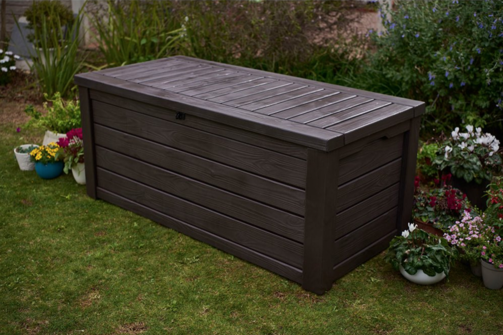 large deck storage box