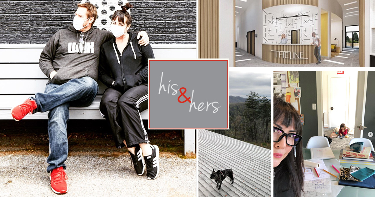 His & Hers: April Instagram Highlights